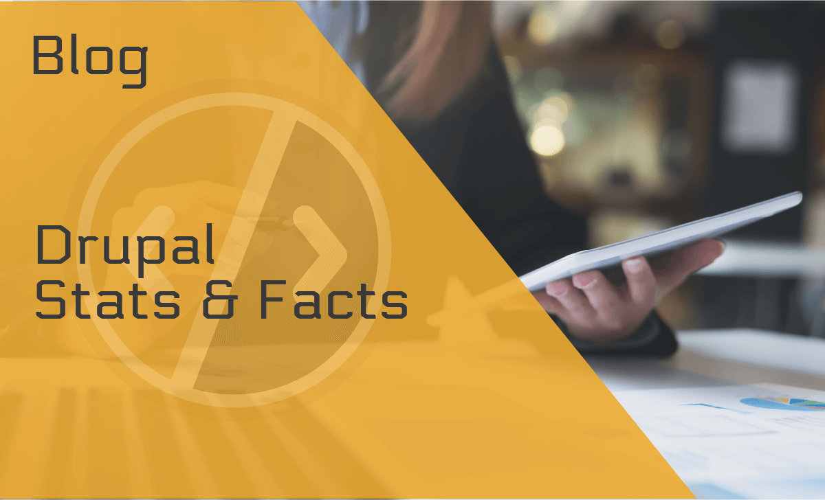 67 Amazing Drupal Statistics & Facts About the Modular CMS
