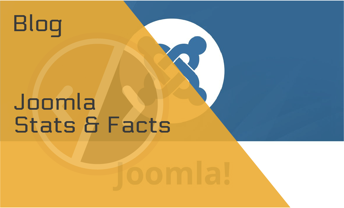 49 Fun Joomla Statistics & Facts You Didn't Know
