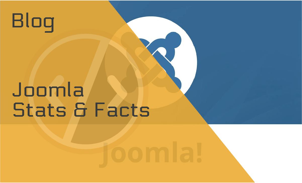 49 Fun Joomla Statistics & Facts You Didn't Know