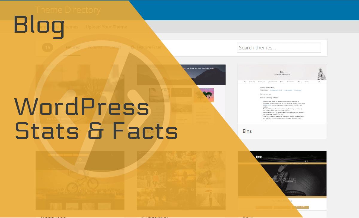 50 Astonishing WordPress Statistics & Facts (2021 Edition)