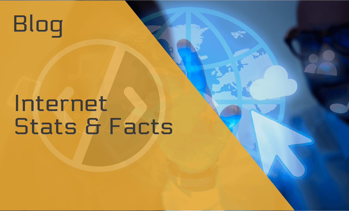 The Ultimate List of Internet Statistics: 50+ Stats & Facts