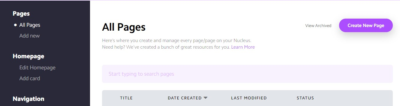 Best Church Website Builder - Nucleus Ease of Use