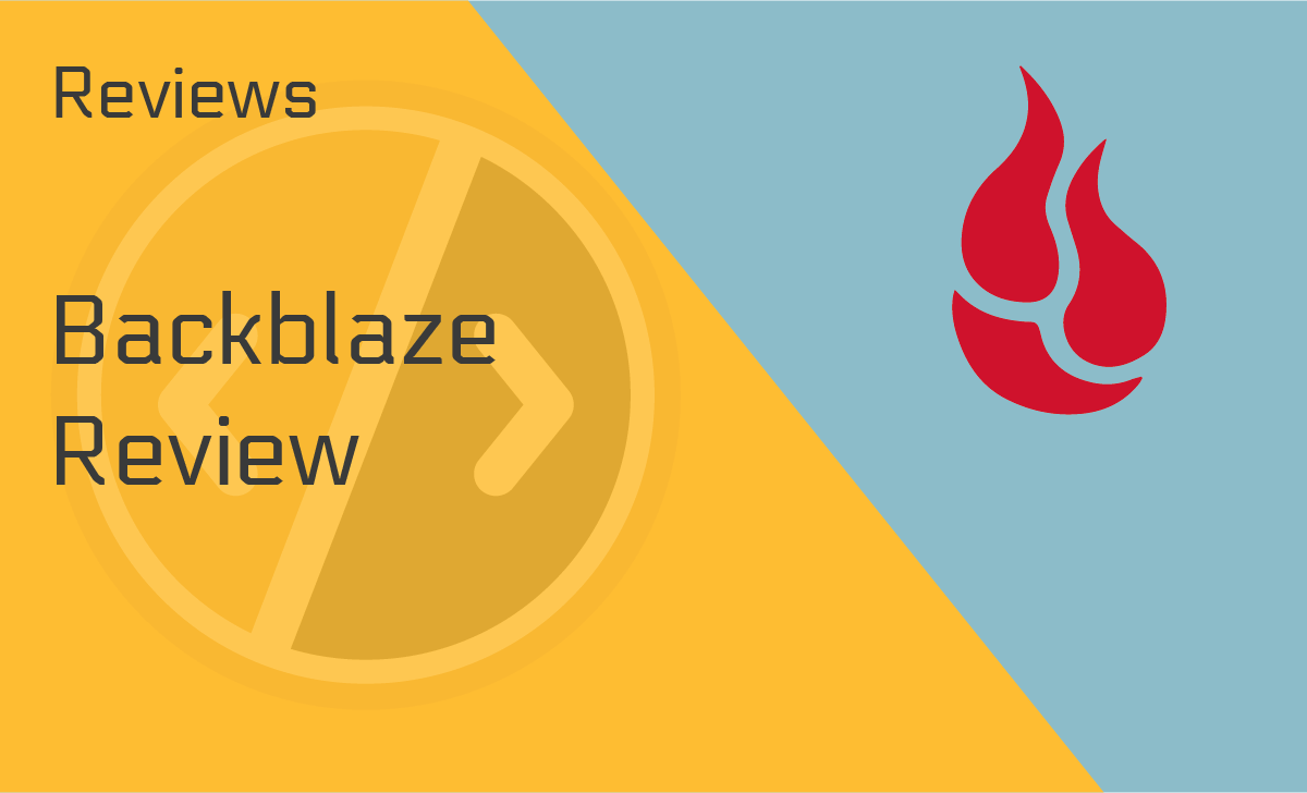Backblaze Review