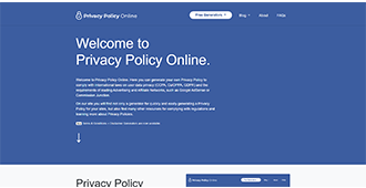 Privacy Policy Online