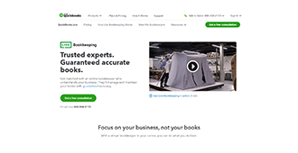 QuickBooks Live Bookkeeping